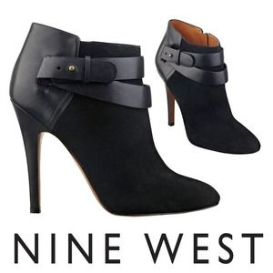 Nine West Shoes - Nine West Brettly booties
