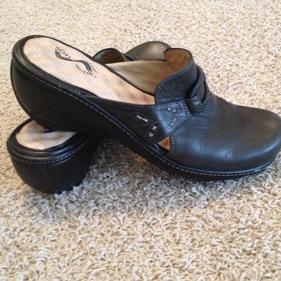 38 soft walk shoes soft walk clogs from michele s