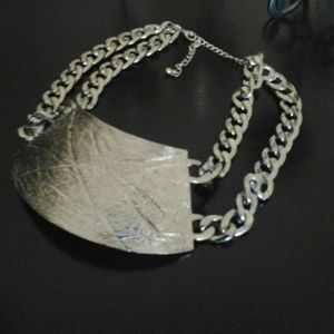 Jewelry - Nwot Rihanna style metal necklace