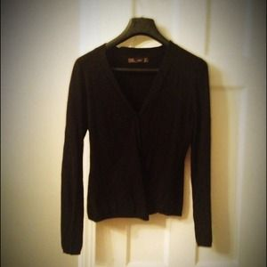 Zara Sweaters - Black Zara Cardigan Sweater