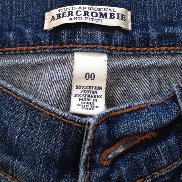 Abercrombie & Fitch Denim - Abercrombie and Fitch denim shorts 2