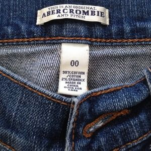 Abercrombie & Fitch Jeans - Abercrombie and Fitch denim shorts