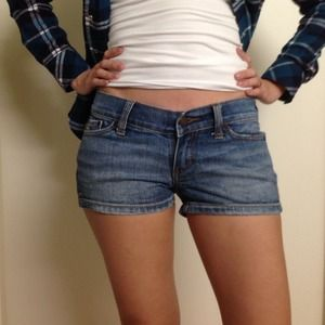 Abercrombie & Fitch Jeans - Abercrombie and Fitch denim shorts 1