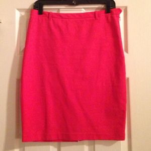 Dresses & Skirts - Max Studio red pencil skirt
