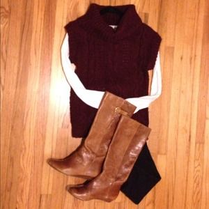 Forever 21 Sweaters - Cozy cowl neck sweater.