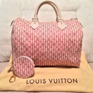 Louis Vuitton Limited Edition Speedy