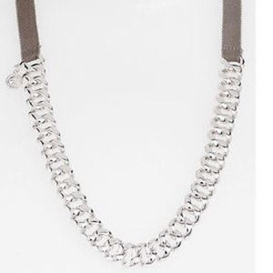Marc by Marc Jacobs Accessories - $168 NWT Marc by Marc Jacobs Turnlock Necklace