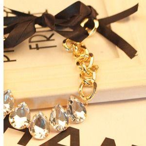 Jewelry - Brilliant Tear Drop Necklace
