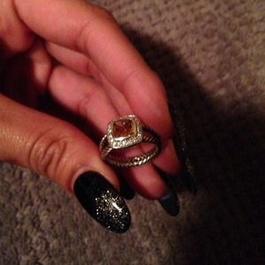 💯% Authentic David Yurman Ring