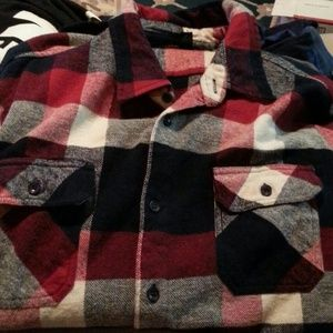 Other - Mens plaid button up