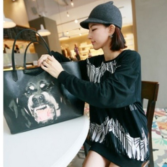 7496091310ff Givenchy Rottweiler Antigona Tote Givenchy Factory Outlet