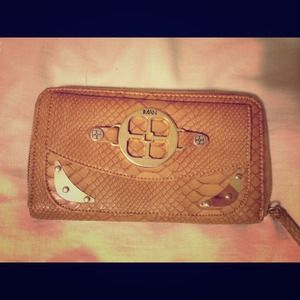 IMAN purse and matching wallet!