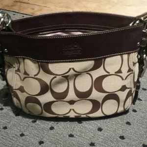 REDUCED ! AUTHENTIC COACH handbag