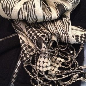 Accessories - Tribal Print Scarf or Wrap
