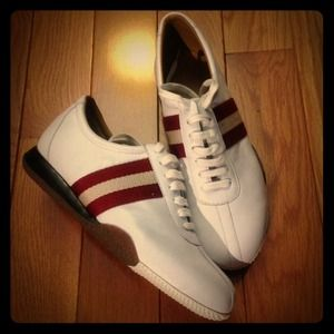 Bally Freenew Leather Sneakers (NEW)