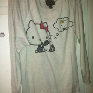 Hello Kitty Sweater 
