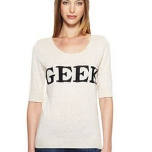 CLOSING SALE Willow & Clay Geek Sweater