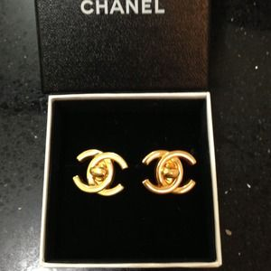 CHANEL Jewelry - REDUCED!!!! Vintage Chanel Clip Earrings. 1