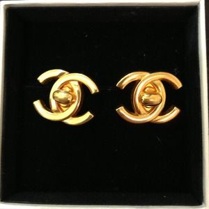 CHANEL Jewelry - REDUCED!!!! Vintage Chanel Clip Earrings. 2