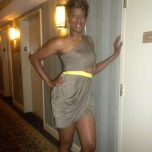 Bebe Mazzy Side Cut-Out Dress