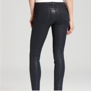 J Brand Denim - J Brand Super Skinny Wax Coated Denim!
