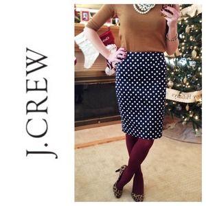 J. Crew Dresses & Skirts - J.Crew Factory Printed Pencil Skirt