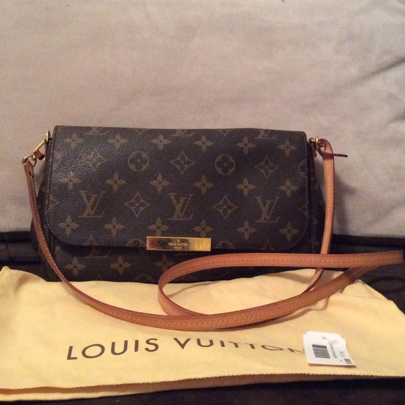 d04b60697681 Louis Vuitton favorite mm monogram Just Sharing