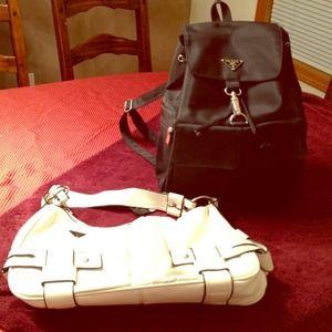 Handbags - Backpack/purse