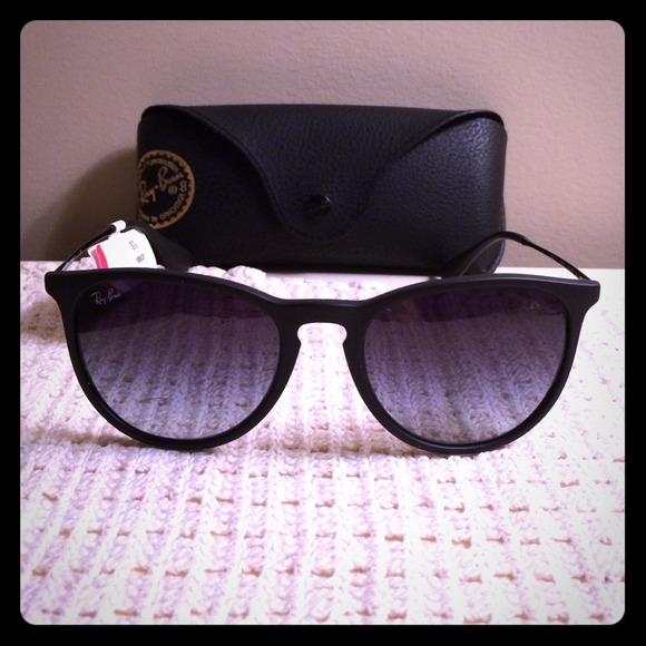 Ray-Ban Accessories - Authentic Ray-Ban Erika sunglasses!!!