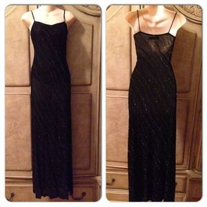 Black gown size S