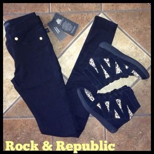 Rock & Republic Denim - $25 LAST DAY! Rock & Republic Skinny Legging Denim