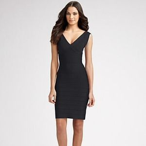 💯% AUTHENTIC *NEW* HERVE LEGER DRESS