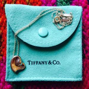 Tiffany & Co. Elsa Peretti Full Heart Necklace