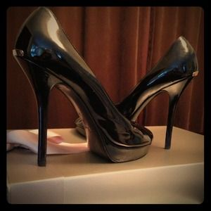 Dior Shoes - Miss Dior Espcarpin12 Noir 38