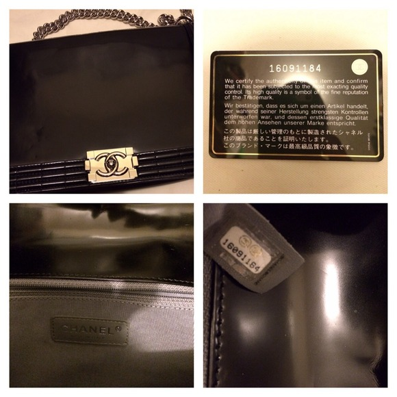 CHANEL Bags - 100% Authentic Chanel le Boy Bag. Large