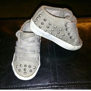 Zara Shoes - Zara spiked toddler sneakers