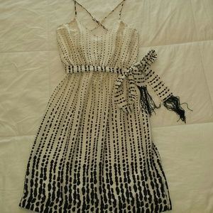 Black and white dress by Collection Concepts