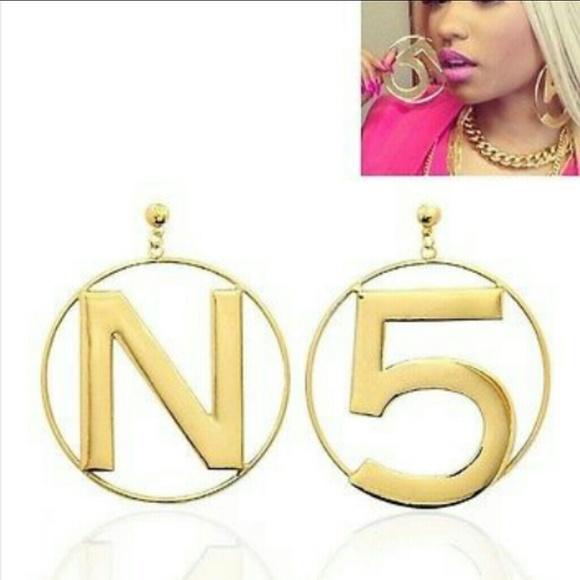 Chanel earrings replica