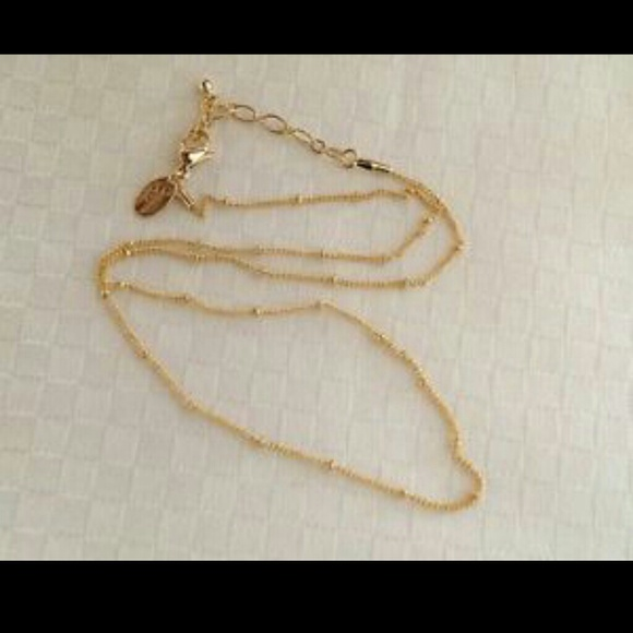 origami owl origami owl gold ball station chain 16quot18