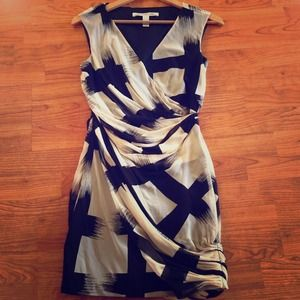 NWOT DVF silk dress HOST PICK 