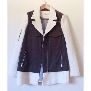 Zara Jackets & Coats - RARE Zara coat 1