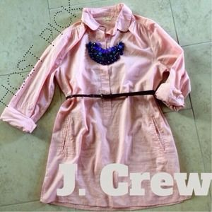 J. Crew Tops - 🎉HOST PICK🎉Pink J. Crew Tunic