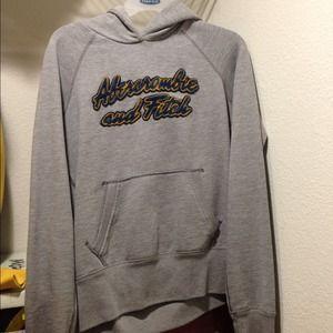 Abercrombie & Fitch hoodie. Medium.