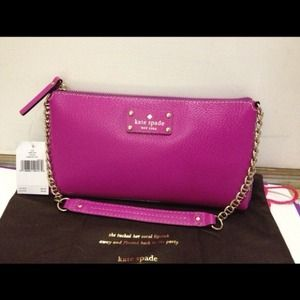 KATE SPADE NEW YORK Wellesley Byrd(Gift included)