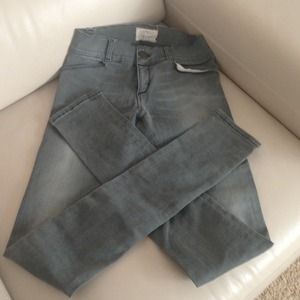 Current/Elliott grey leggings denim!!