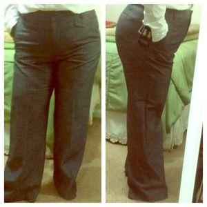 Counterparts Pants - Counterparts Grey Pants