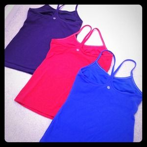 Lululemon Power Y bundle (SOLD OUT colors)