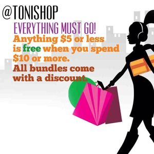 Other - Always save when you shop @tonishop