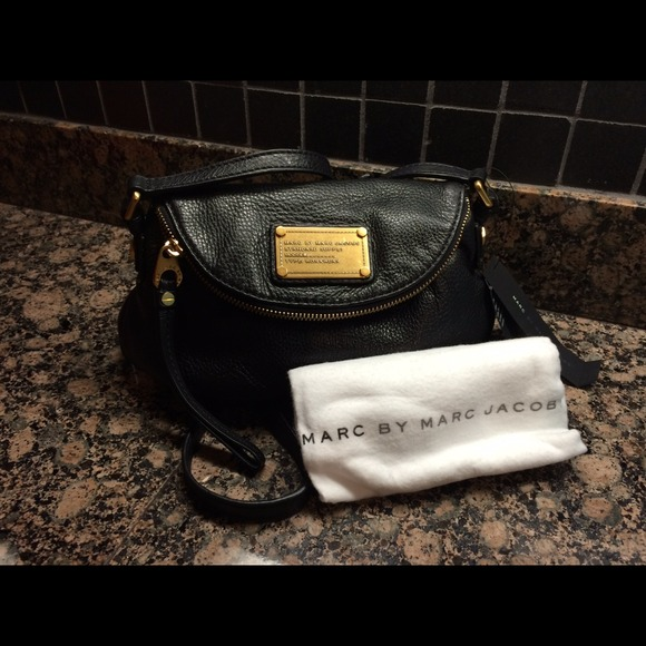 fafb40a6d Marc by Marc Jacobs Bags | Sold Krstfullermbmj Classic Q Natashamini ...