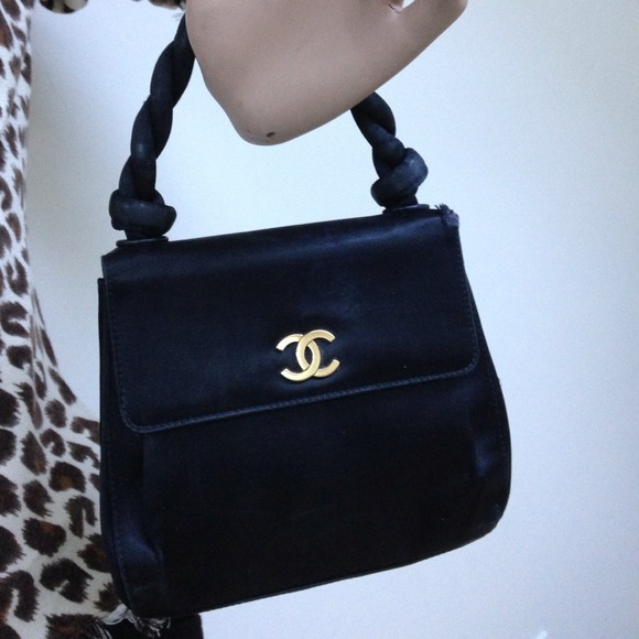 9e0325331863 🔴Clearance 🔴Authentic Vintage Chanel Clutch